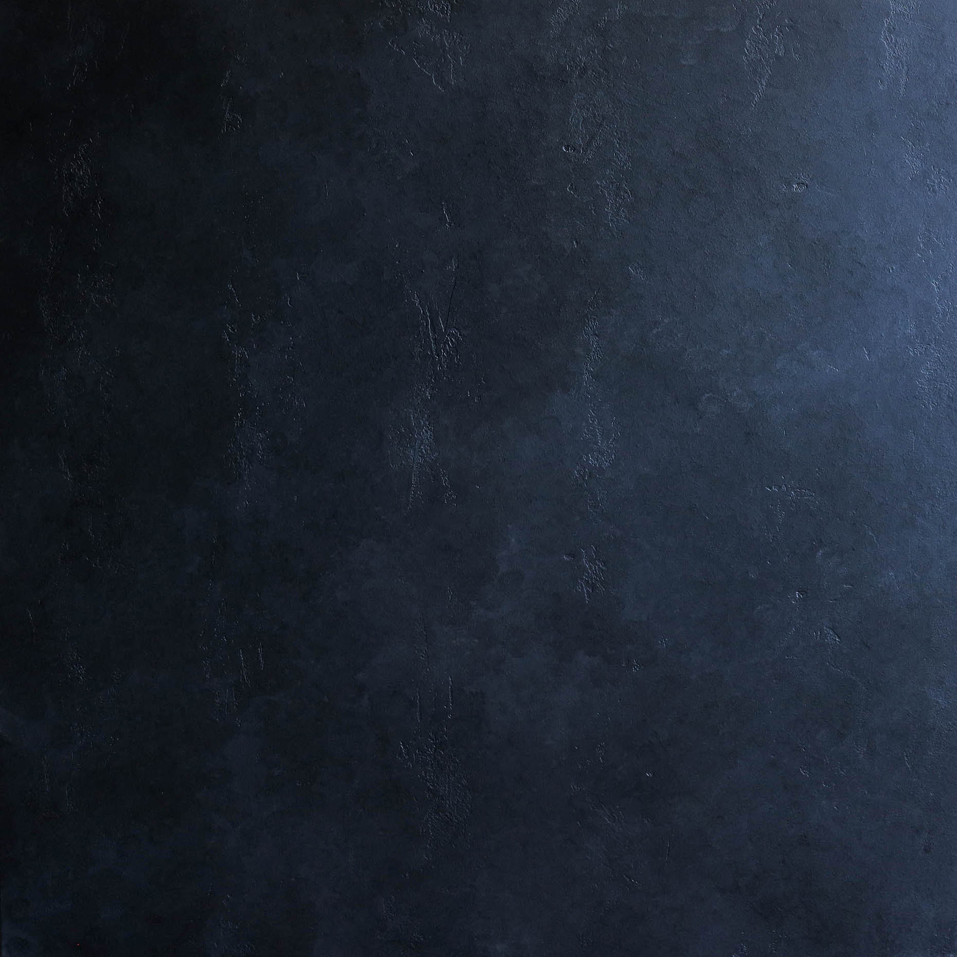 semi smooth blue black concrete background