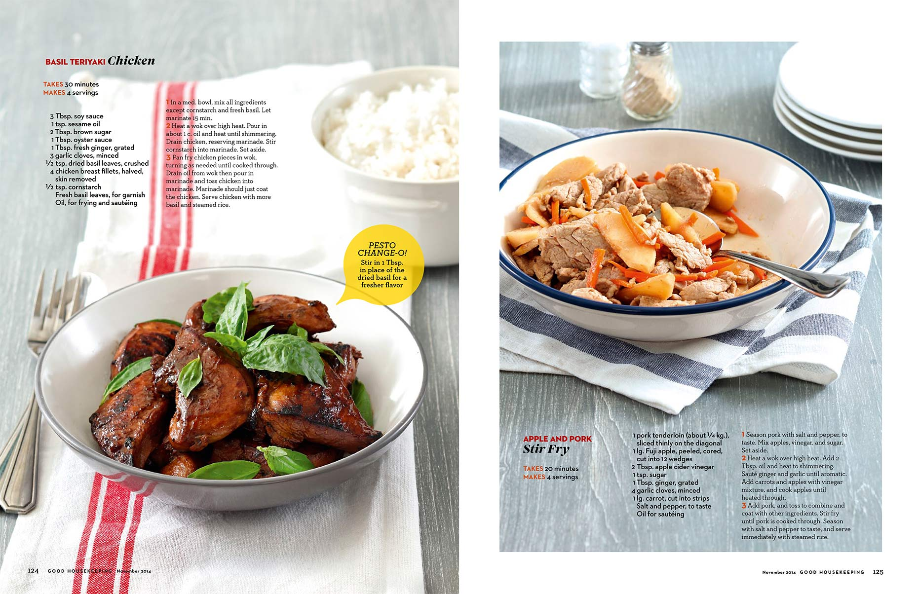 food-magazine-spread