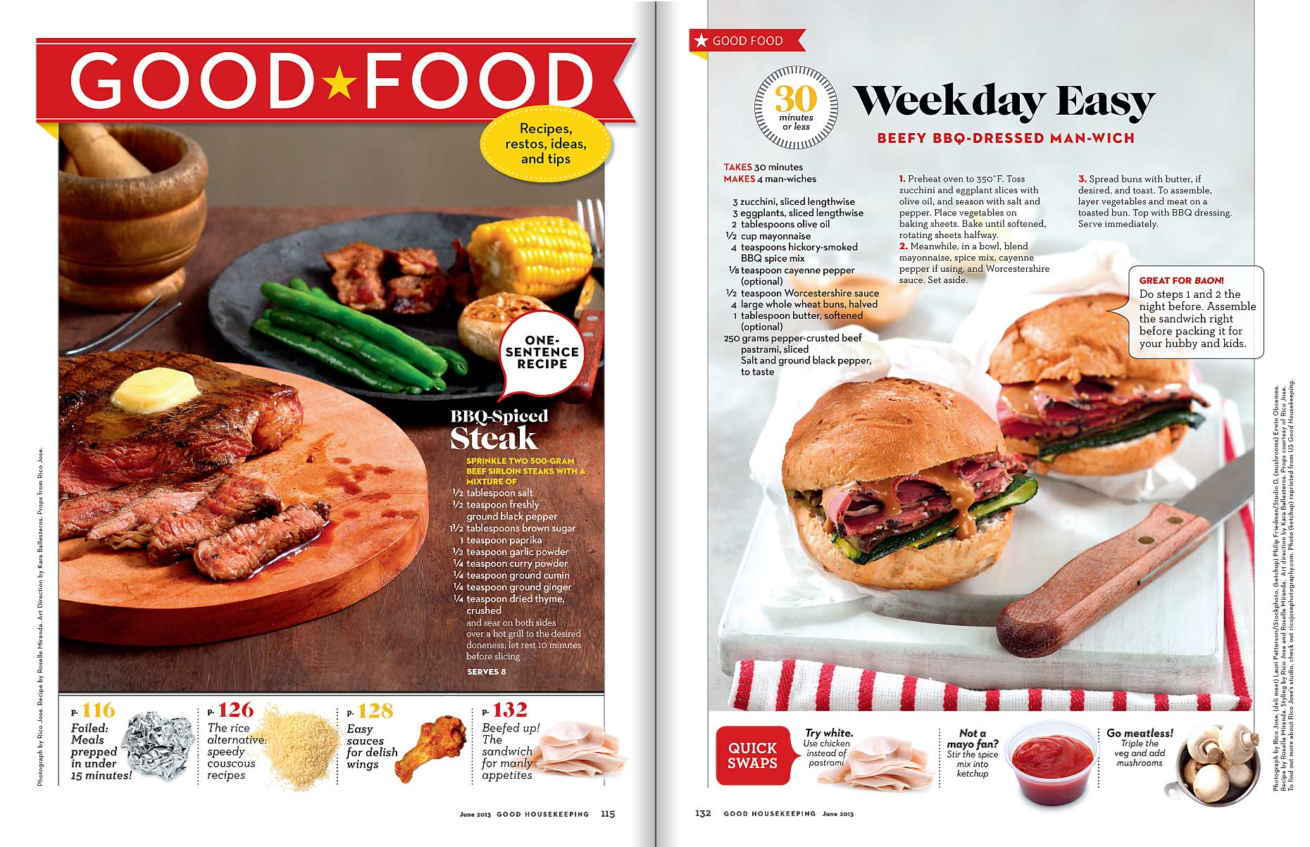 food photographer good housekeeping magazine manila