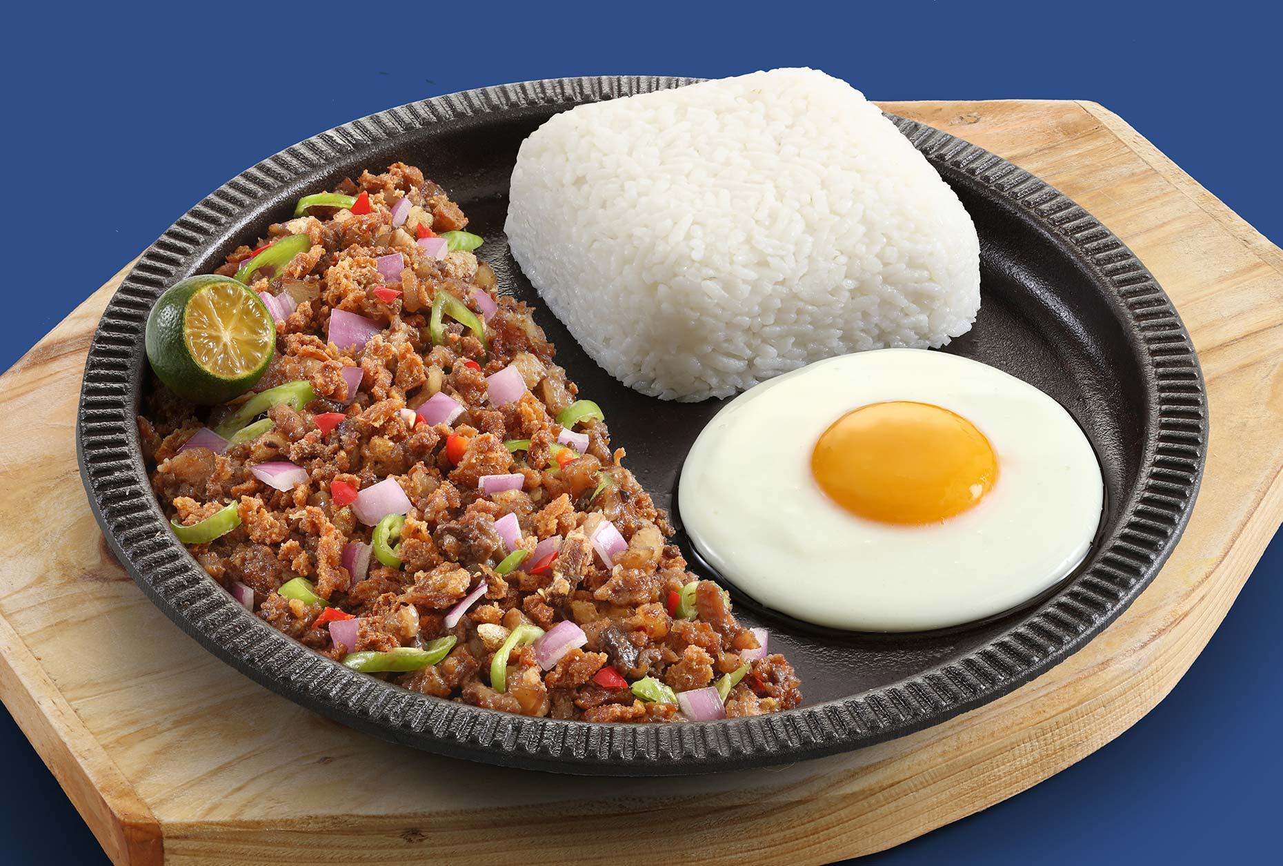 king-sisig