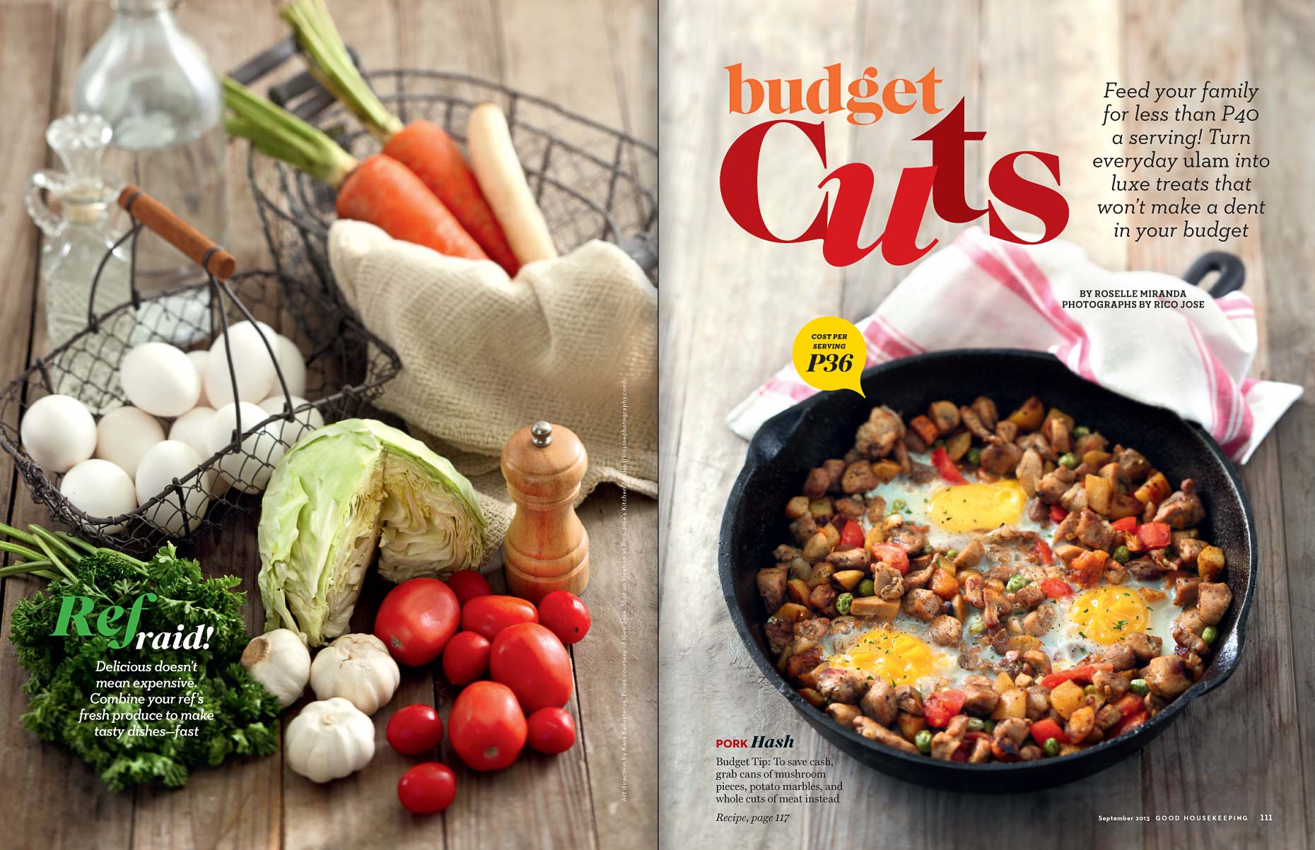 food photographer good housekeeping philippines