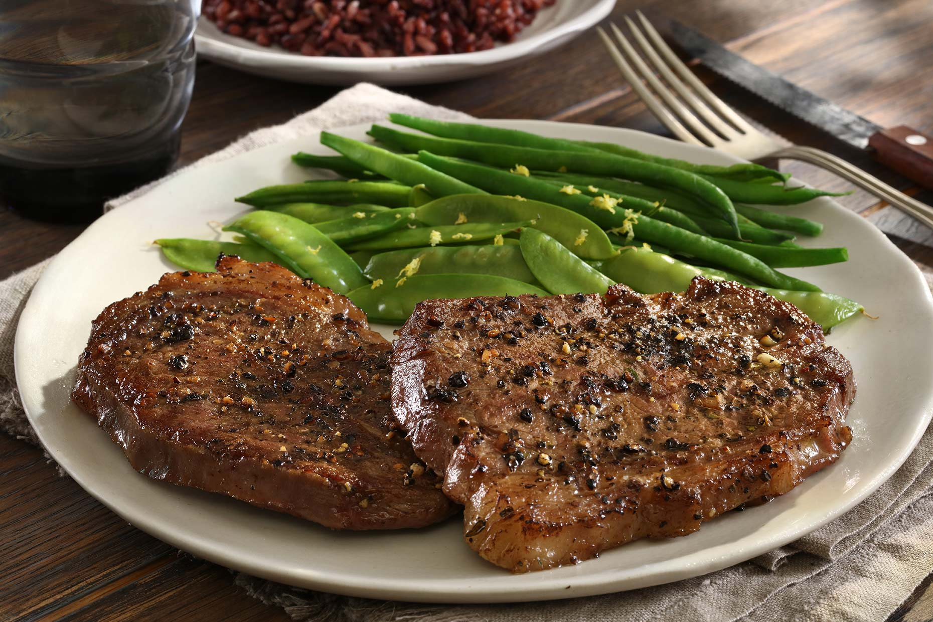 steak-and-beans